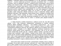 rozsudek jménem republiky brno kohoutovice kurýr kohoutovický radnice soud kalčíková31