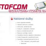 STOFCOM, servis a prodej počítačů, notebooků, LDC, tiskáren,… – Žebětínská 70