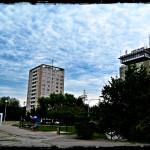 Páteční mraky v Kohoutovicích