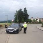 V Žebětíně se střílelo – okolí ohrožuje ozbrojený střelec