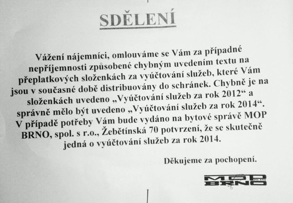 MOP-sdělení-Brno-Kohoutovice