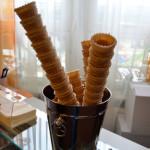 Nabídka práce – obsluha prodejny točené zmrzliny
