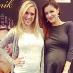 Kohoutovická SUPERSTAR Kristína Šebíková šest měsíců tajila těhotenství. Takhle nastávající maminka nyní vypadá