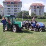 Nabídka práce: MOP hledá traktoristu s vlastním traktorem