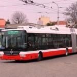 Změny v provozu MHD Brno