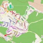 Plán blokového čištění v MČ Brno-Kohoutovice na rok 2015