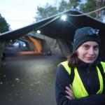 Kohoutovičačka Mirka Brázdová se vydala, jako dobrovolnice na Srdbsko-Chorvatské hranice – její kolega sepsal, jako to tam chodí
