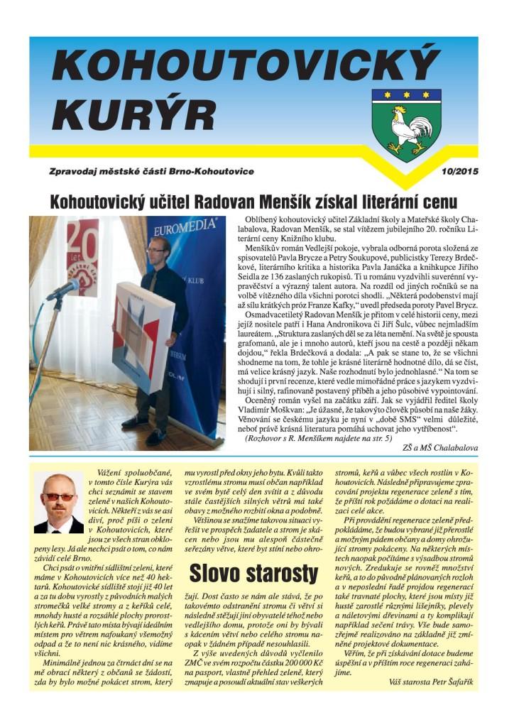 kK 10_2015_kuryr_brno-kohoutovice-říjen01