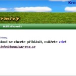 Krmivo pro kočky a psy (Brno-Kohoutovice, Potocká)