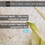 Prodejna Tekuté tapety (Brno-Kohotovice)