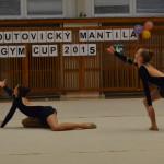 Kohoutovický Mantila Gym Cup Brno