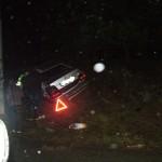 Dopravní nehoda v ulici Chironova