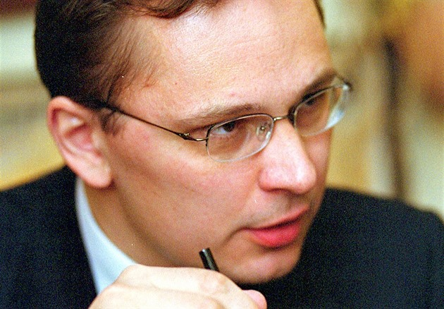 Brněnský podnikatel Daniel Gladiš foto Jan Zátorský MAFRA