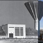Tomáš Černoušek – věžový vodojem v Brně – Kohoutovicích, 1969–1973