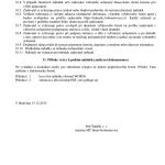 Veřejná zakázka:Rekonstrukce bytových jader Jírovcova 1, 3, 5 Voříškova 2, a Pavlovská 25, 27, 29, 31, 33, 35