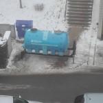 Havárie vody – Libušino údolí 4, Musorgského 12