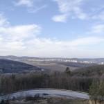 Kohoutovice, lom a zimní krásy (fotogalerie)