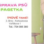 Stříhání a úprava psů Brno-Kohoutovice