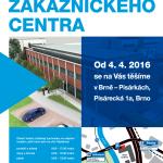 Změna zákaznického centra – Brněnské vodárny a kanalizace