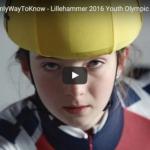 Adélka se běžně prohání na kohoutovické inline dráze – teď jí můžete vidět ve videoupoutávce k právě probíhajícím norským celosvětovým zimním Olympijským hrám mládeže