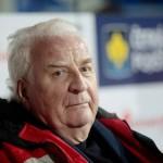 Kohoutovická legenda Karol Divín oslavil osmdesáté narozeniny – hold mu přišli vzdát krasobruslaři při ledové show!