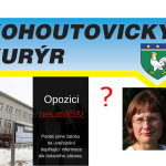 """""""Oživení"""" podalo trestní oznámení na Kohoutovickou radnici ! ! !"""