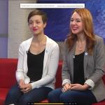 Týden výtvarné kultury: Kateřina H. z Kohoutovic o probíhající akci v televizi BTV