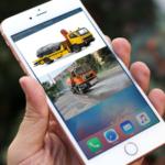 Nová mobilní aplikace bude informovat o blokovém čištění. Odtaženo by mohlo být daleko méně aut.