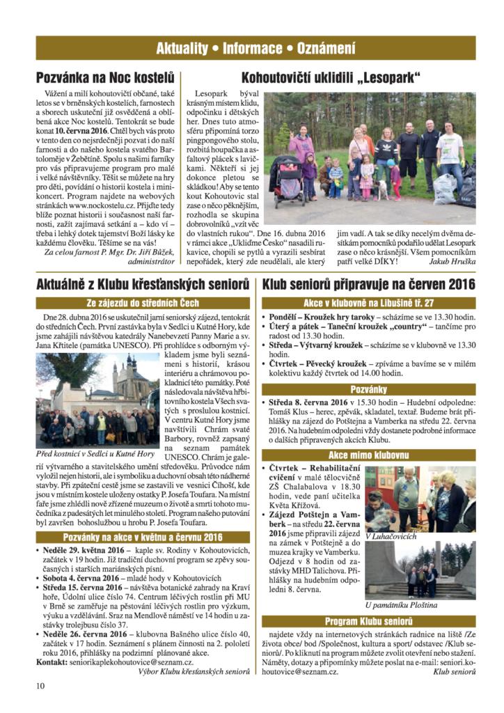 KK 2016-05-Kohoutovický-kurýr-květen-brno-kohoutovice-mojekohoutovice-10