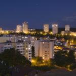 Fotogalerie: Kohoutovice ve tmě