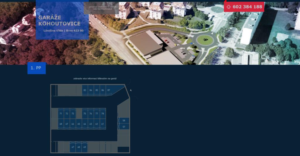 brno-kohoutovice-OKO-garážový-dům-garáže-parkování-prodej