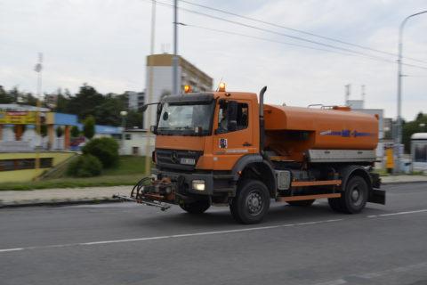 Blokové čištění – Kohoutovice 2017