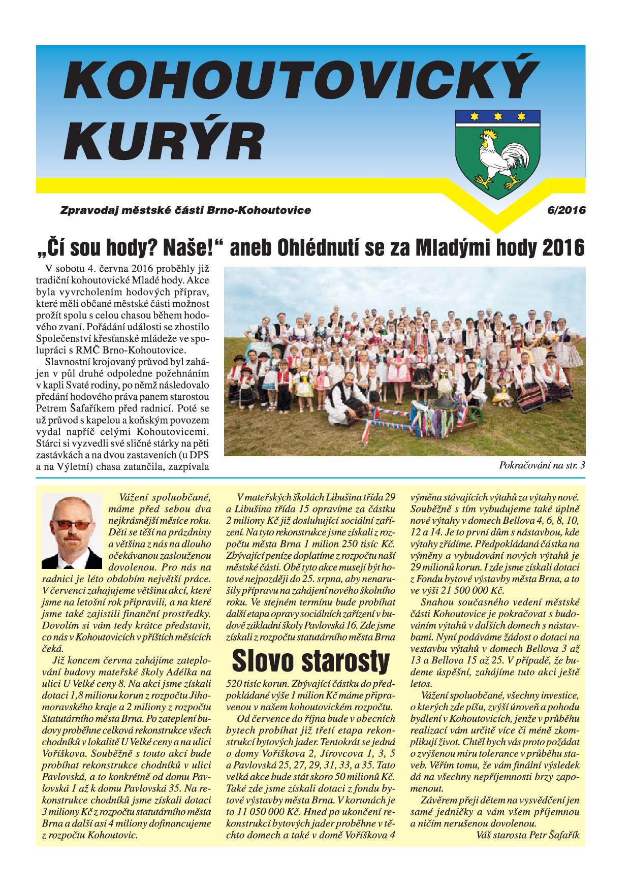KK 6-2016-Kohoutovický-kurýr-brno-kohoutovice-červen-01