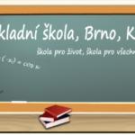Nabídka práce: ředitel/ka Základní školy Brno, Kamínky 5