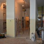 Na ZŠ Pavlovská se budují nové toalety ;)