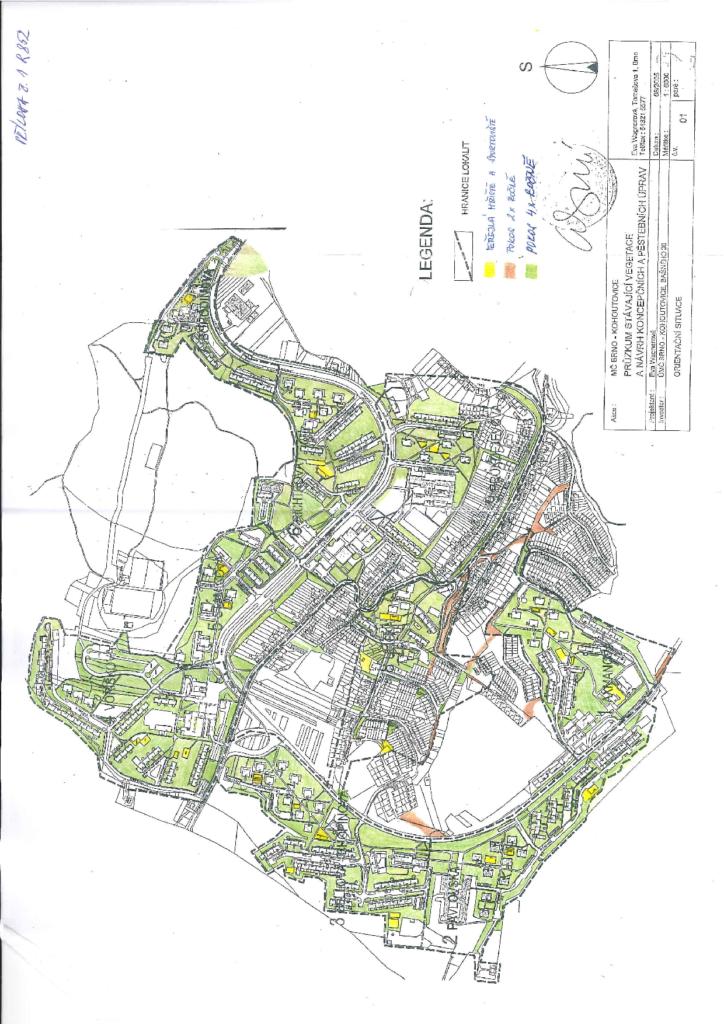 Celoroční údržba zeleně v MČ Brno-Kohoutovice mojekohoutovice2