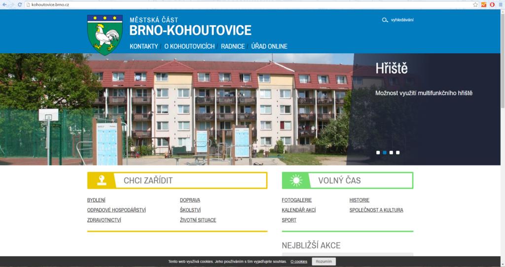 nový-web-radnice-kohoutovice-brno-Kohoutovice-mojekohoutovice