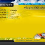 Jannis Pipers – Izolatérské, pokrývačské, klempířské a výškové práce