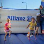 Dětský den před poliklinikou – fotogalerie