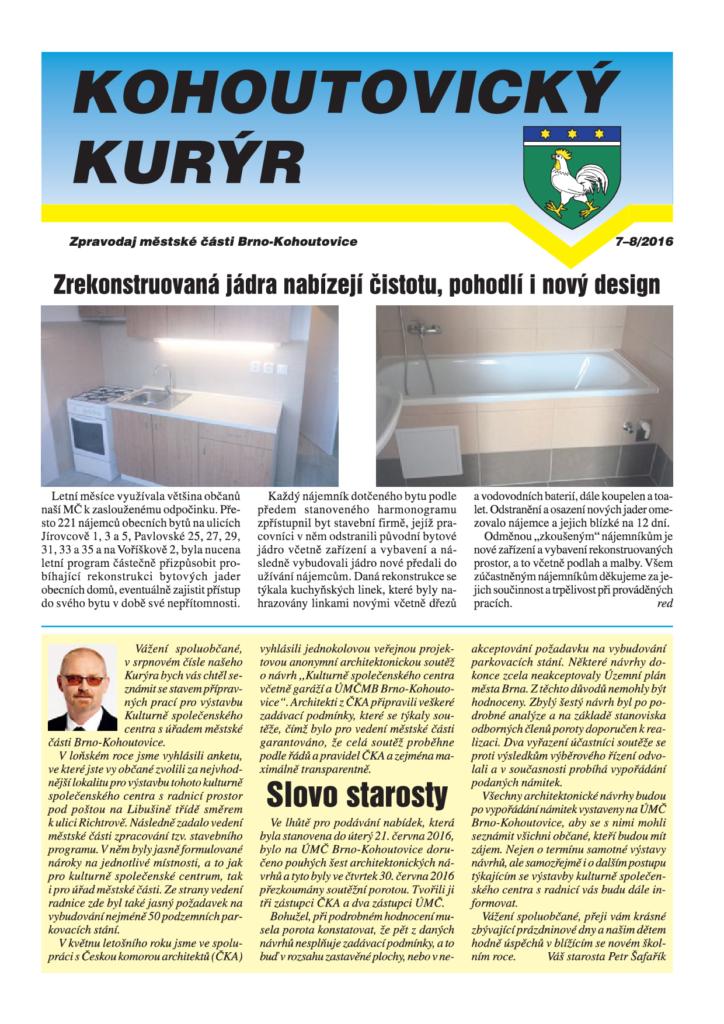 KK 7-8-2016- kohoutovicky-kuryr-brno-kohoutovice-mojekohoutovice-prazdninove-cislo-01