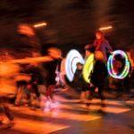 Léto a dým – ohně, lampióny, cirkus,…