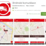 Brno spouští novou aplikaci, poradí vám, kdy a kde je právě blokové čištění