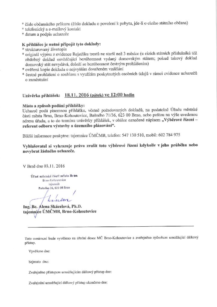 nabidka-prace-urednik-brno-kohoutovice-mojekohoutovice2