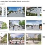 Kohoutovičáci si mohou vybrat, jak bude vypadat náměstí před horním Albertem