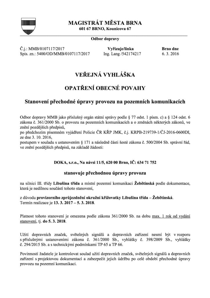 vyhlaška-oko-lidl-brno-kohoutovice-1