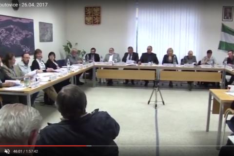 Videozáznam ze ZMČ 26.04. 2017