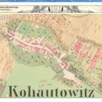 Jak se nám Kohoutovice mění, aneb Kohoutovice na starých mapách