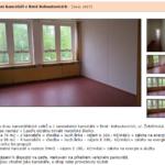 Pronájem kanceláří v Brně Kohoutovicích – ul. Žebětínská