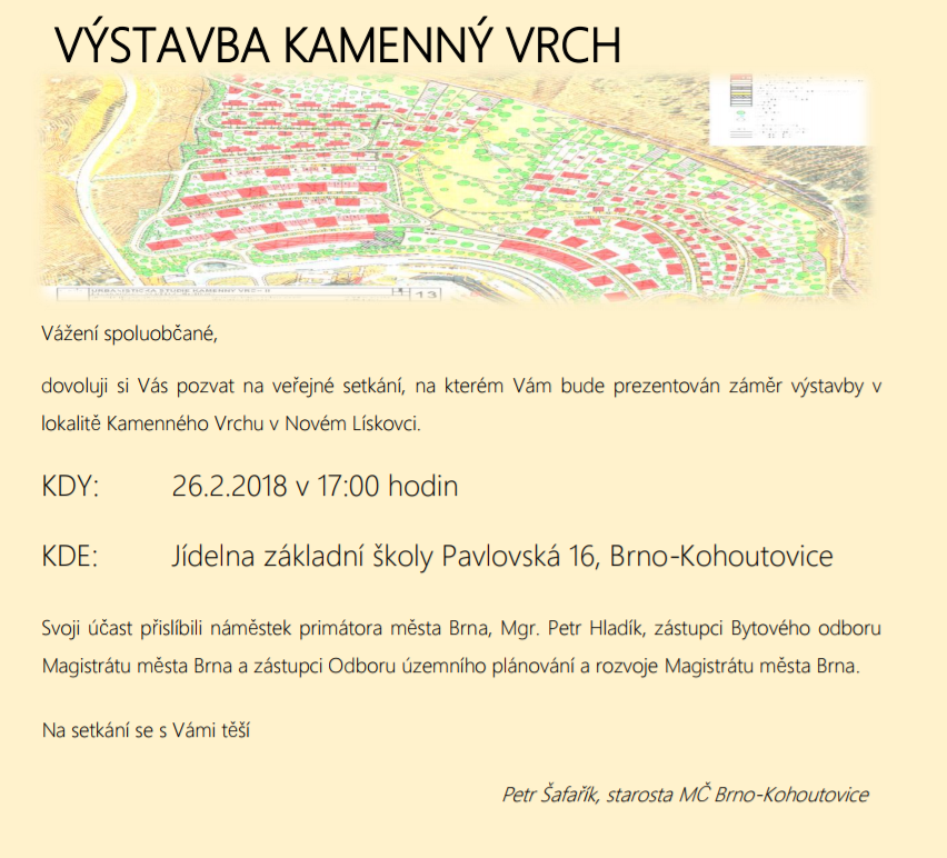 Vystvba_kamenny_vrch_brno_kohoutovice_26-2-2018-17hod ZS_Pavlovská