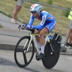 Mistrovství Evropy v silniční cyklistice juniorů a juniorek, mužů a žen do 23 let projel i Kohoutovicemi